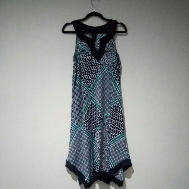 Dress sisa export