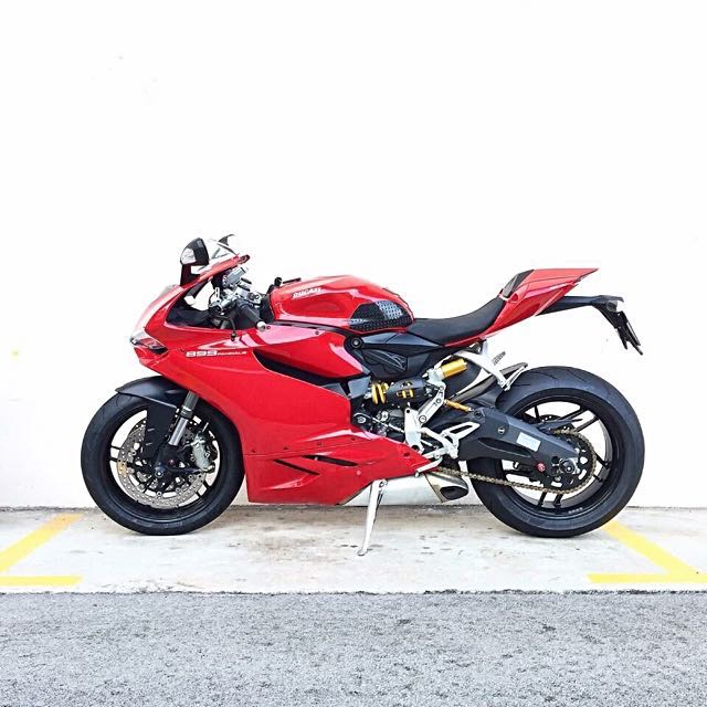 ducati 899 panigale motorbikes motorbikes for sale class 2 on carousell. Black Bedroom Furniture Sets. Home Design Ideas