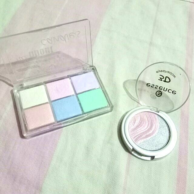 Essence Eyeshadow Bundle