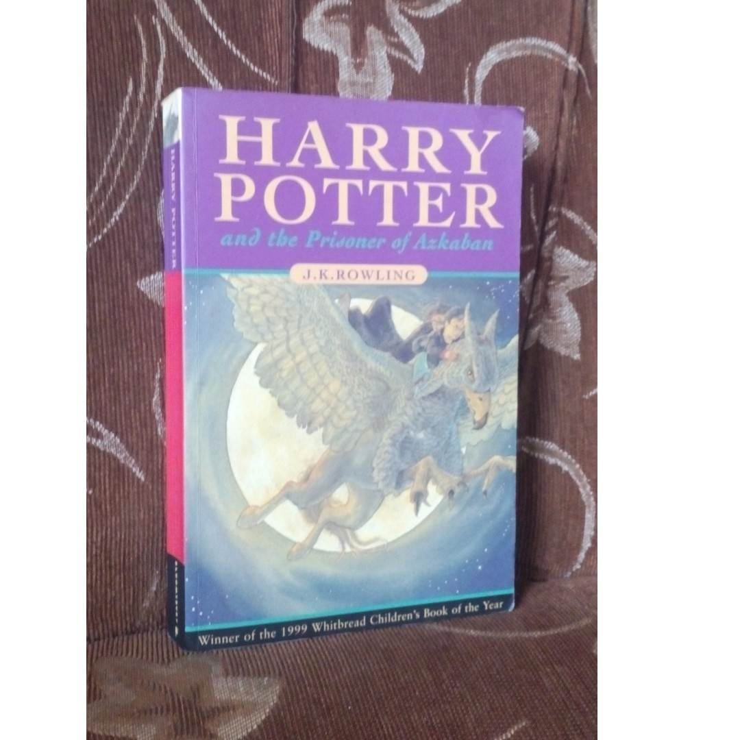 First Edition Harry Potter and the Prisoner of Azkaban