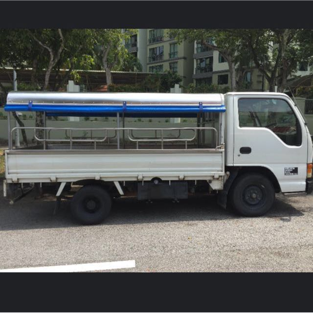 From $33/ Day. Economy/ Budget/ Cheap 10ft Lorry Rental
