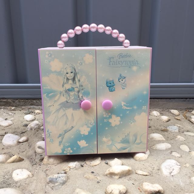Girls' Jewellery Box