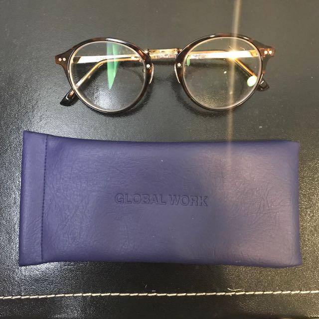 GLOBAL WORK磁扣眼鏡套