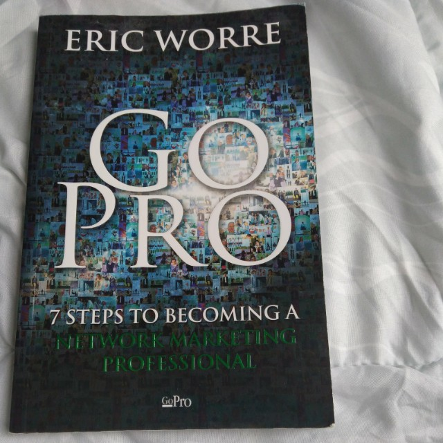 Go pro eric worre books stationery fiction on carousell photo photo photo fandeluxe Gallery