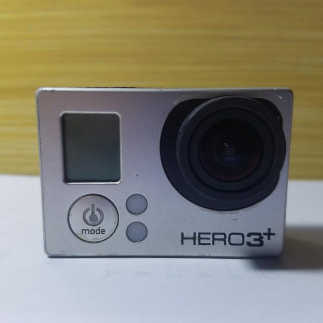 GoPro Hero 3+ defective