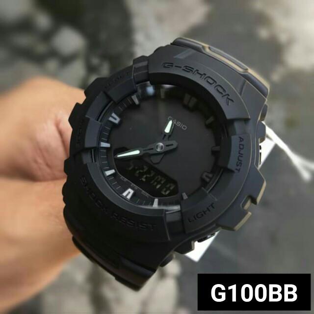 G shock black