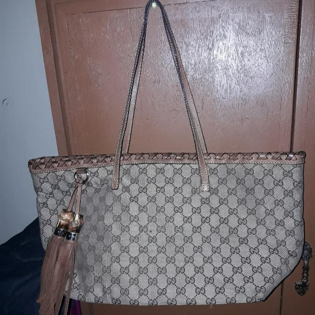 REPRICED!!!! Gucci Tote Bag