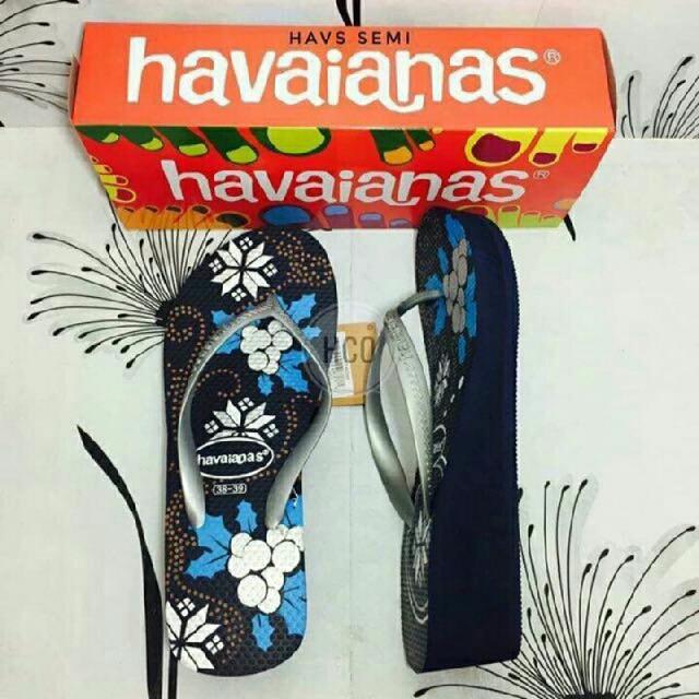 havaianas overrun for her (wedge)