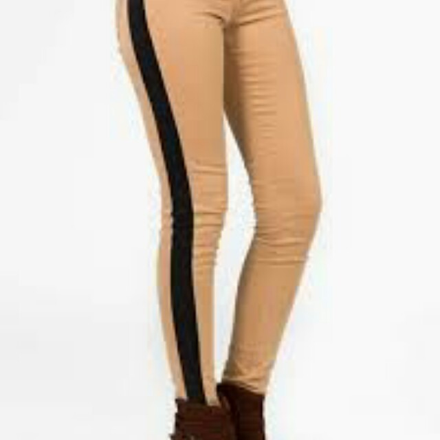 H&M Jeans with Side Stripe