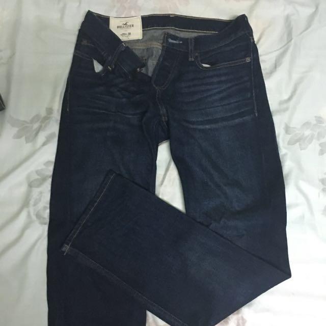 Hollister 牛仔褲