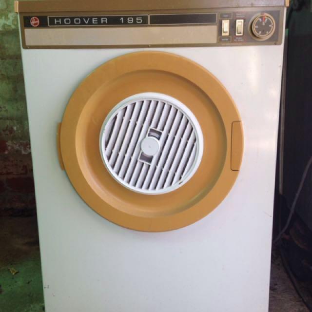 Hoover 195 Dryer