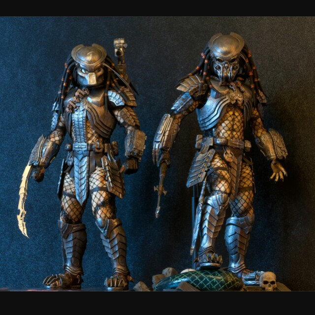 Hot toys scar celtic predator toys games bricks figurines on photo photo photo voltagebd Image collections