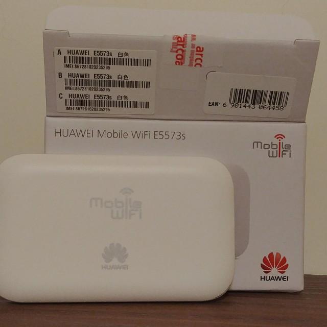 HUAWEI華為 E5573s 4G 行動無線網卡