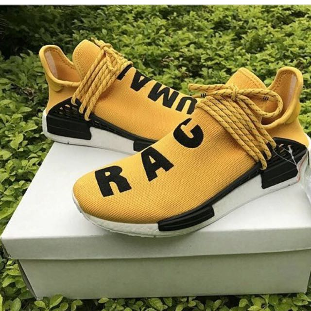 Human race adidas ( mirror quality)