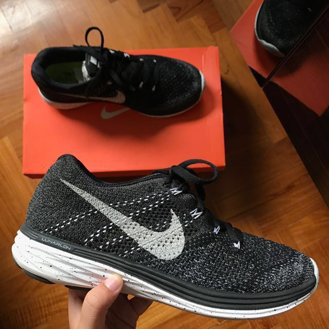 official photos 5dc2f c6e7d in stock) Nike Flyknit Lunar 3