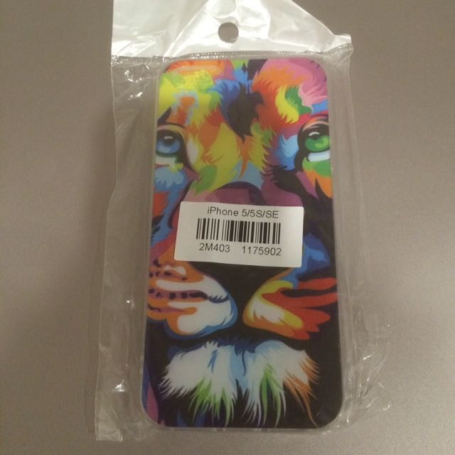Iphone 5/5S/SE cover