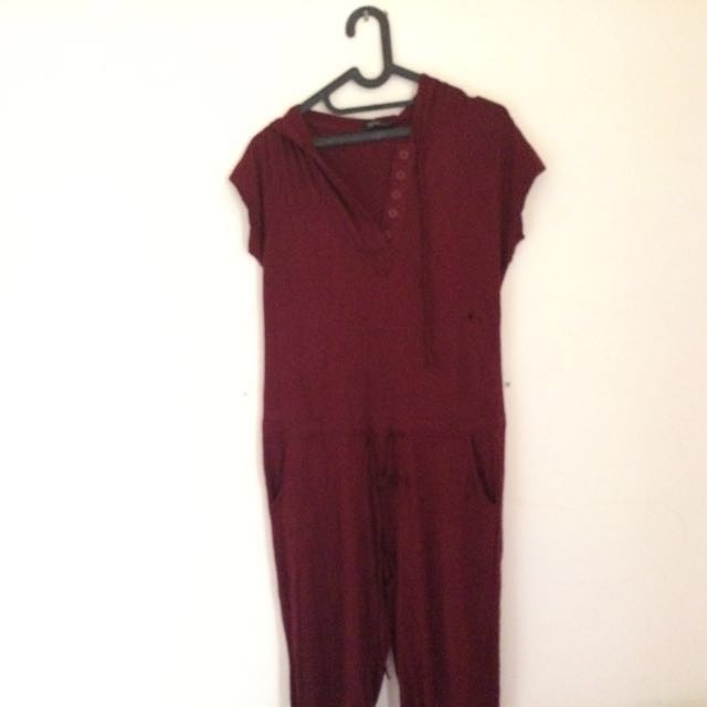 Jumpsuit amour basics (BIG SIZE)