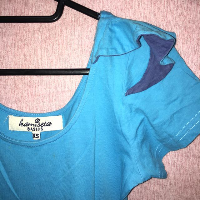Kamiseta blue blouse (XS$