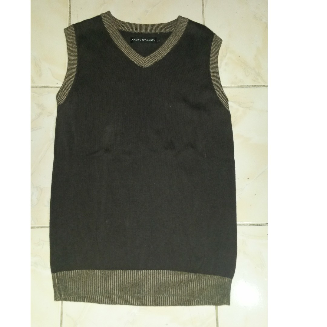 knitted Vest For Men