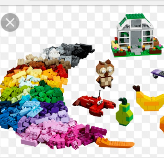 Lego 10705 Classic BNIB