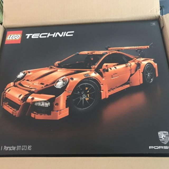 Lego Porche 911