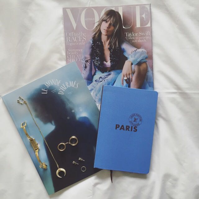 Louis Vuitton travel guide