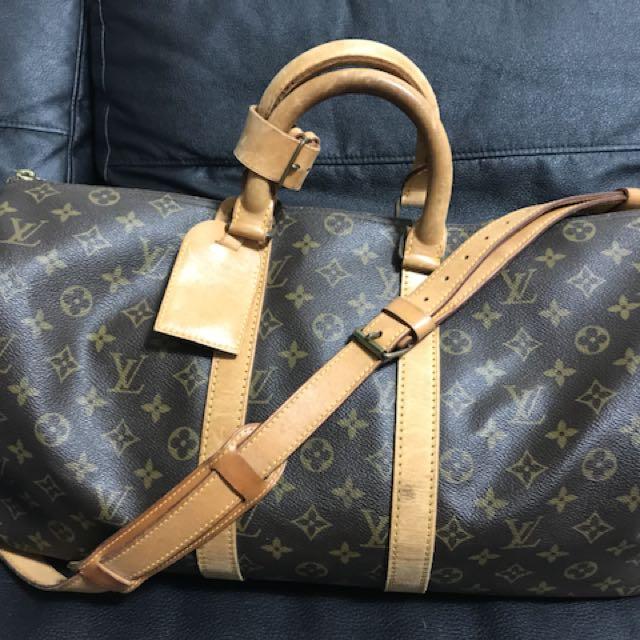 LV keepall 45cm手提袋/旅行袋