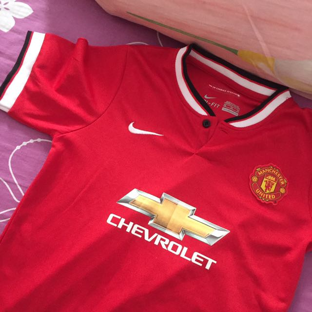 new arrival 1fd4d aea89 Manchester United soccer jersey