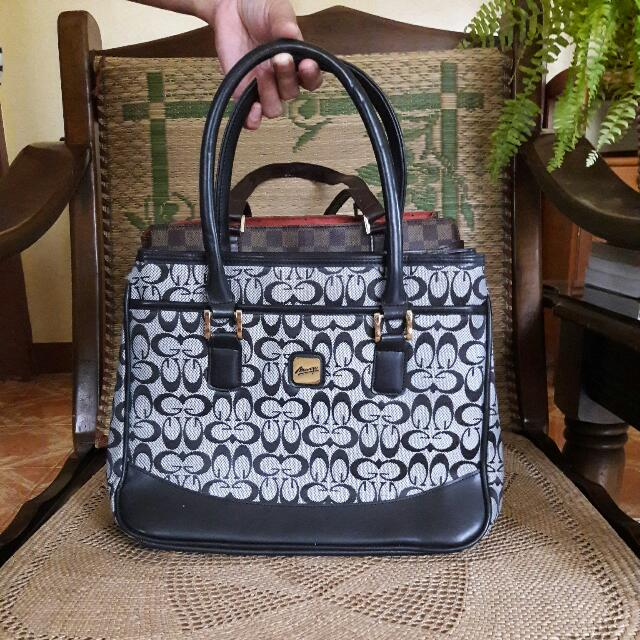 Mango Coach Inspired Bag