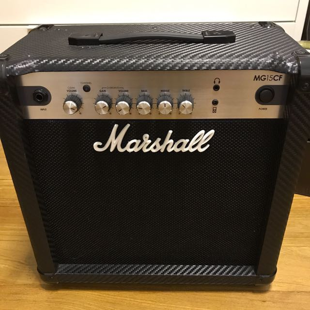 MARSHALL MG15CF AMPLIFIER