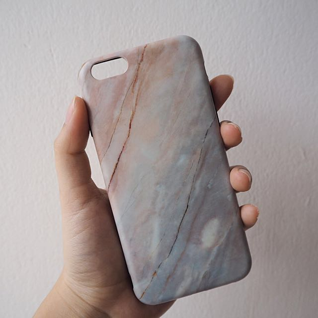 MAUVRE Marble Case