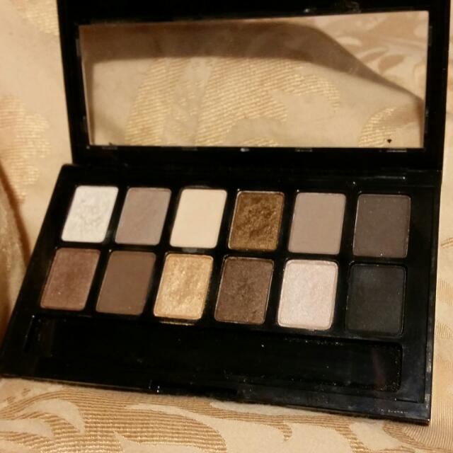 Maybelline The Nudes Palette #listfor100