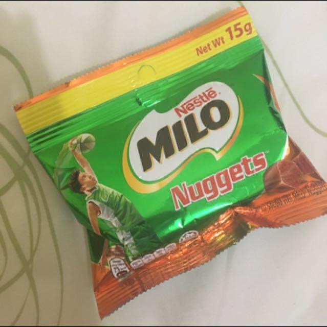 Milo Nuggets 15gr