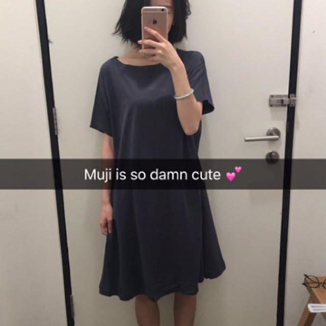 Muji T-shirt Dress