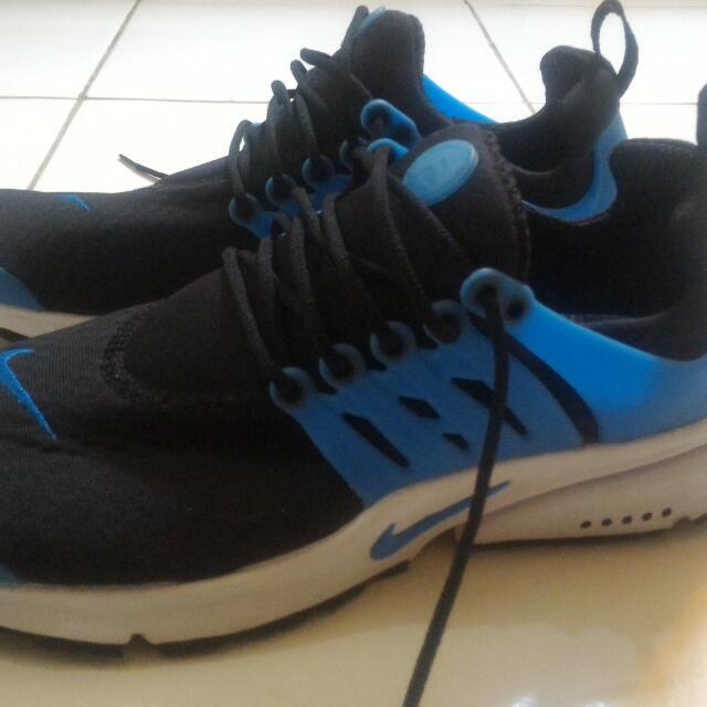 Nike Presto Essential BLACK BLUE