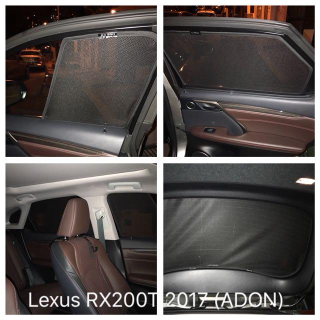Original Adon Magnetic Car Sunshades Made In Taiwan Not China