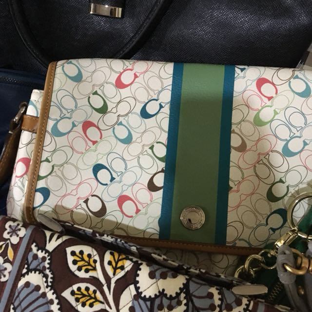 Original Coach shoulder bag