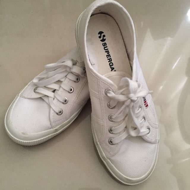 Original Superga WhiteClassic