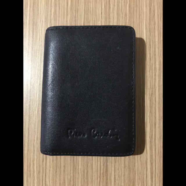 Pierre Cardin Black Card Wallet