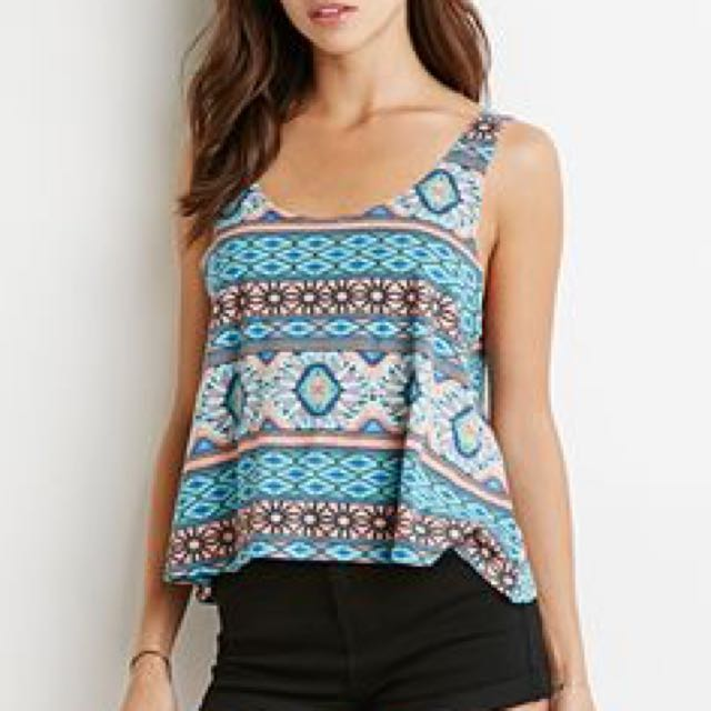 Plus Size Tank Top Forever 21