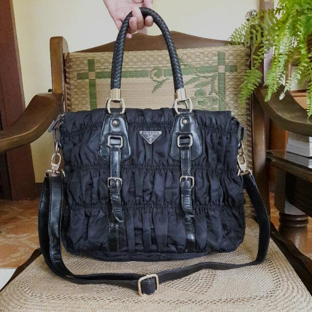 Prada Bag Two Way