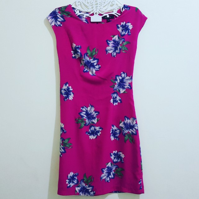 Prima Floral Dress