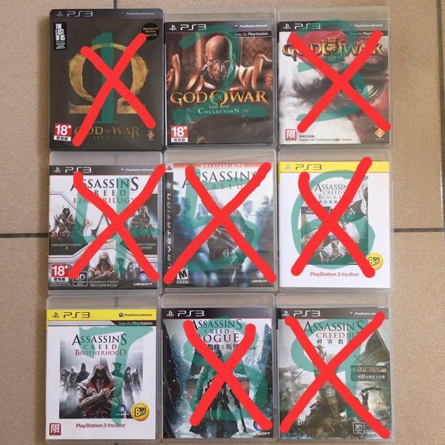 PS3遊戲片