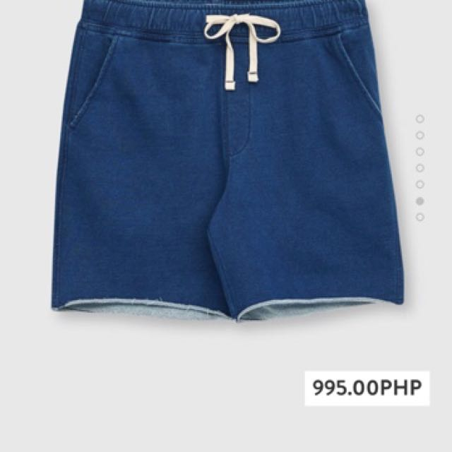 c27372d674 Pull and Bear Jogging Bermuda Shorts on Carousell