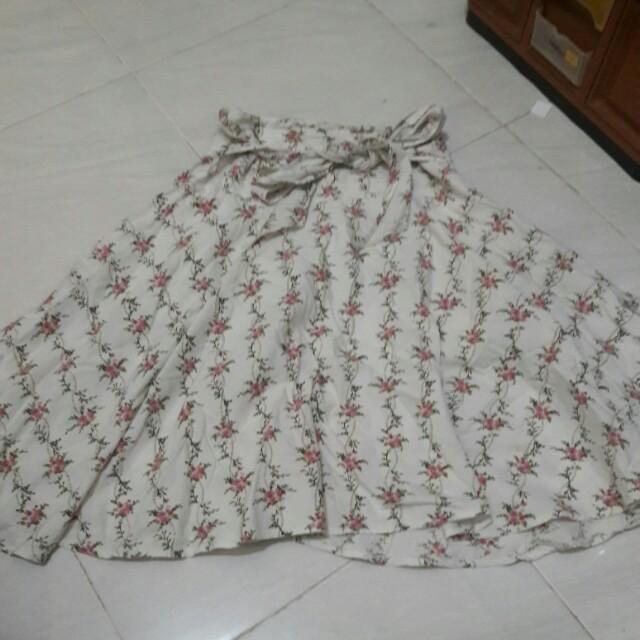 Rok Bunga Pendek