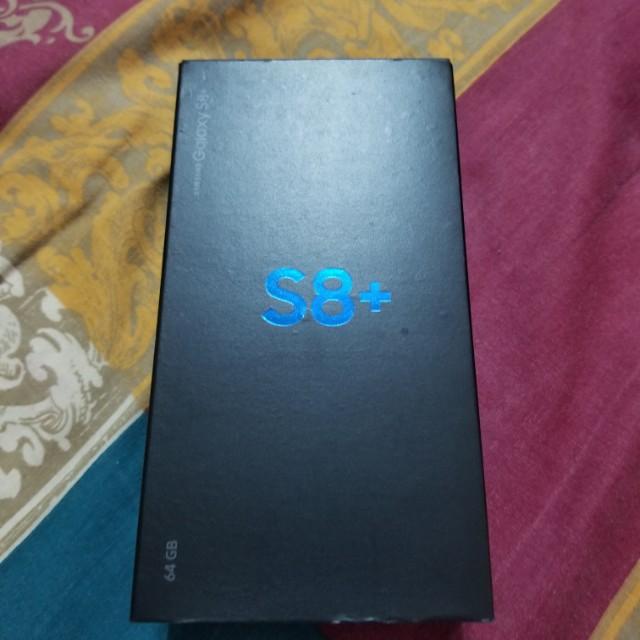 S8plus 64