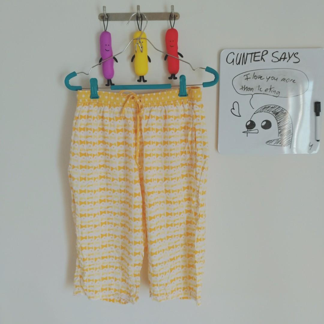 S8♡UNIQLO Pajama Shorts