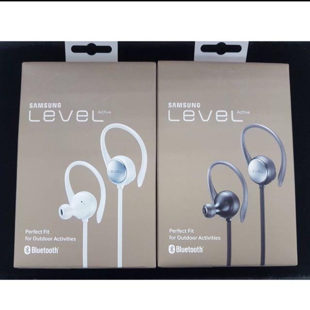 Samsung LEVEL Active 藍牙無線耳機 白