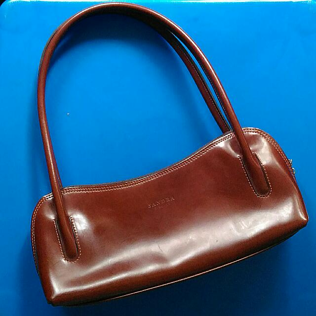 SALE! Sandra Firenze Genuine Leather Bag