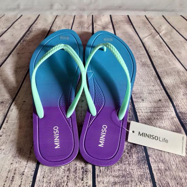 Sendal / Sandal Miniso